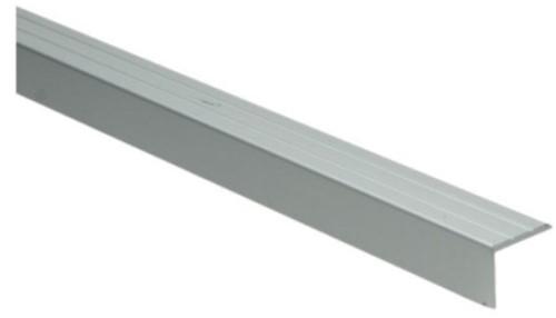 Hoeklijnprofiel zilver 20mm zelfklevend 300cm