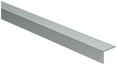Hoeklijnprofiel zilver 20mm zelfklevend 100cm