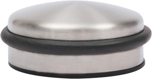 Deurstopper RVS rond 1.2kg