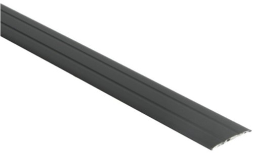 Dilatatieprofiel zwart 37mm zelfklevend 100cm