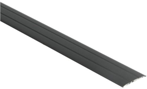 Dilatatieprofiel zwart 37mm zelfklevend 300cm