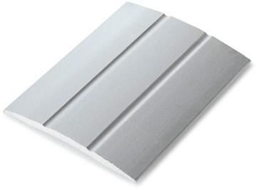 Dilatatieprofiel zilver 38mm zelfklevend 100cm