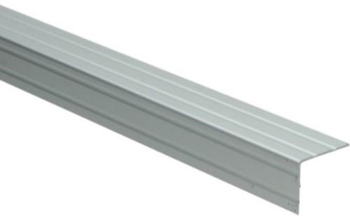 Duo hoeklijnprofiel zilver 30mm zelfklevend 100cm