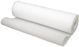 Ondervloer laminaat Basis foam wit 2mm 15m² per rol