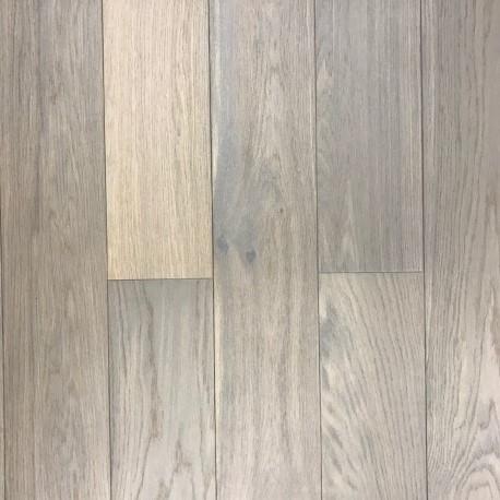 Lamelparket kleurstaal | College 15cm - Gerookt wit
