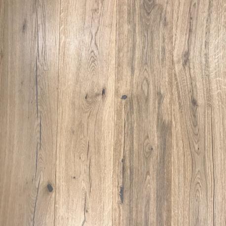Lamelparket kleurstaal | Karakter 22cm - Wit geolied