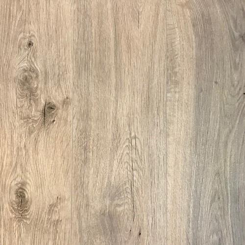 Laminaat Home 2834 wit eiken + ondervloer en plint
