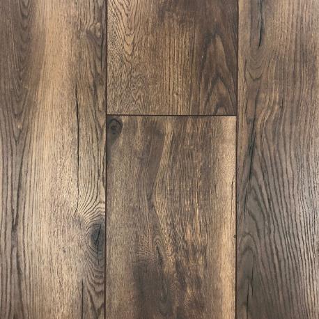 Laminaat kleurstaal | Mega plus 4766 - Oak Dark