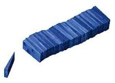 Afstandsblokjes, afstandwiggetjes 40 stuks per set
