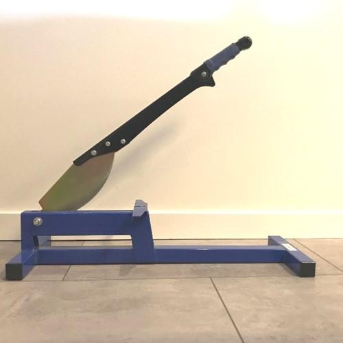 Laminaatsnijder - laminaatknipper 210mm