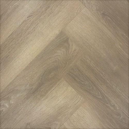 Laminaat kleurstaal | Meister Visgraat laminaat Eik Zand 7004