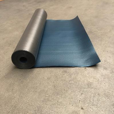 Ondervloer Line 10db klik PVC + vloerverwarming 1,2mm 15m²