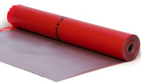 Ondervloer Heat Foil 1,2mm 10db TUV 15m²