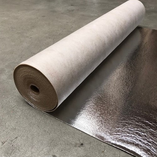 Ondervloer rubber Timber Elite plus 3.0mm