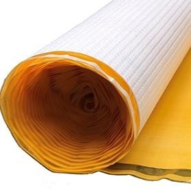 Ondervloer Spemi HDR Oranje 10db TUV 15m² per rol