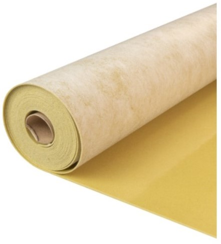 PVC click ondervloer 1.4mm PU rubber 10m²