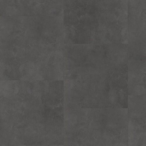 PVC click tegel Ceramo 61x61 Antraciet 6213