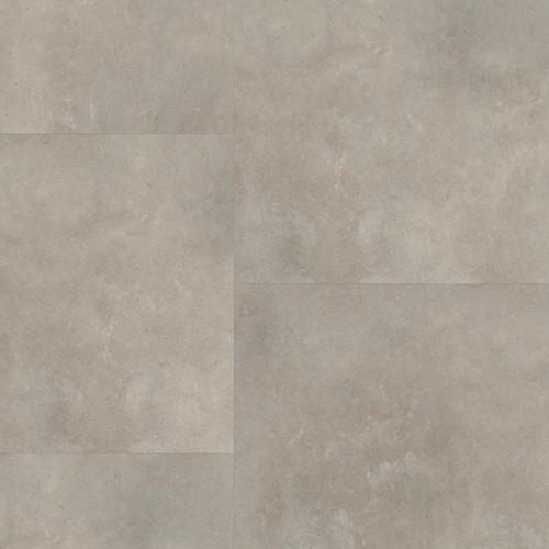PVC click tegel Ceramo 61x61 Beton beige 6210