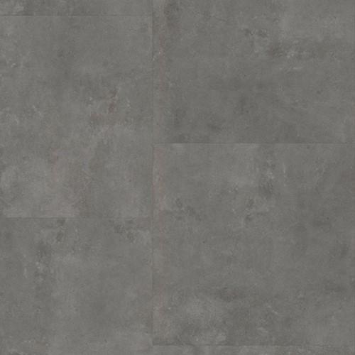 PVC click tegel Ceramo 61x61 Beton grijs 6212