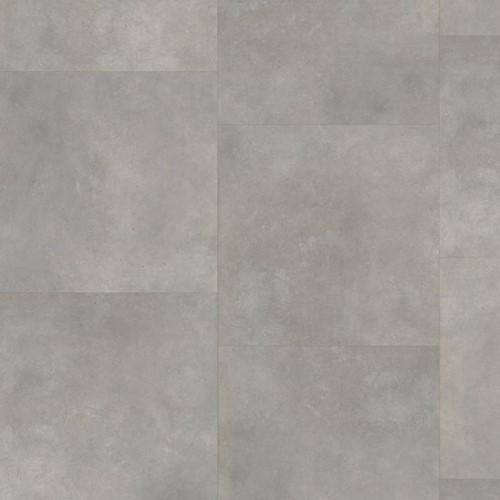 PVC kleurstaal | Tegel Ceramo 6211 - Beton licht grijs