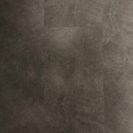 PVC kleurstaal   Tegel Linea 46944 - Donker grijs