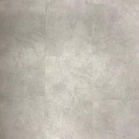 PVC click Tegel Linea Beton licht grijs 46930
