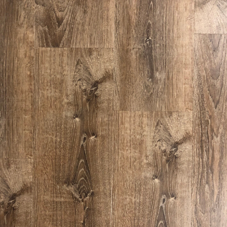 PVC klik Superior 7,5mm Smoked oak Tan 6102