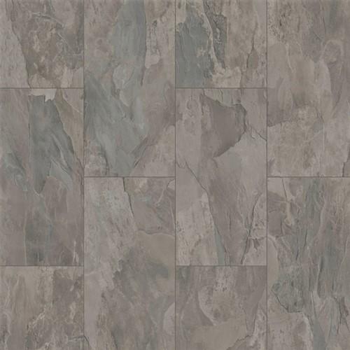 Laminaat kleurstaal | Mega tegel 387 - Leisteen grijs