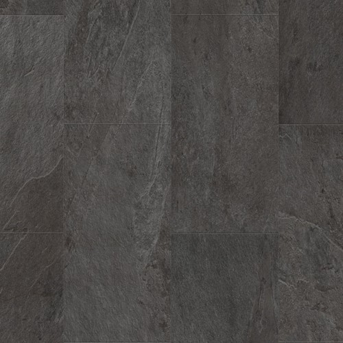 Tegel laminaat Mega 60x30cm Leisteen zwart 389